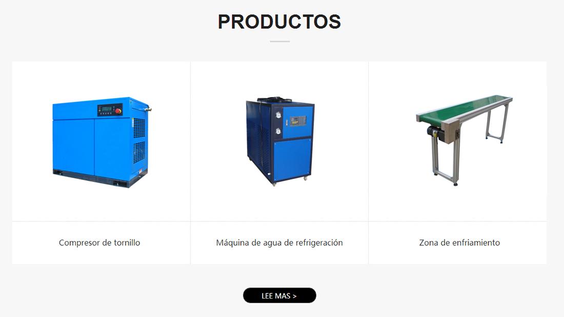 机械制造/外贸网站案例