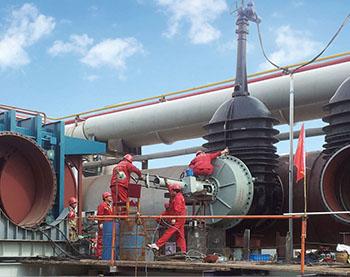 天津卓達管道機械制造有限公司