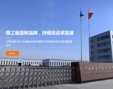 河北新鐵虎石油機械有限公司
